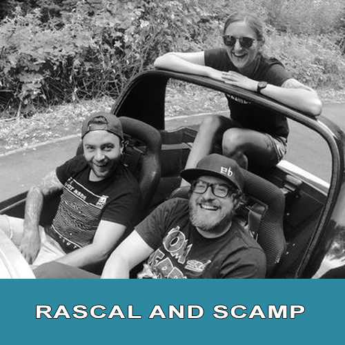 Special Guest: RASCAL and SCAMP
