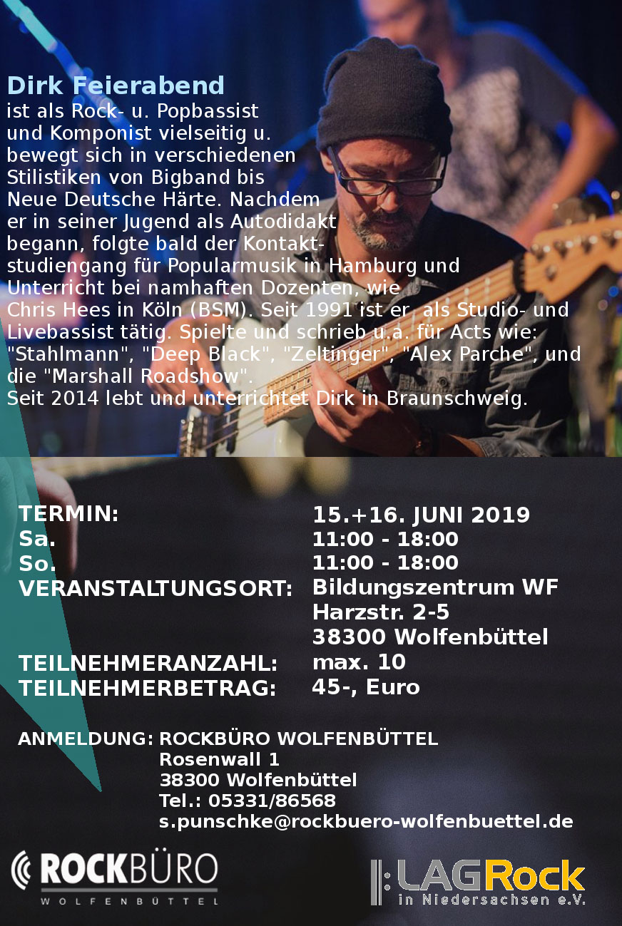 Bandworkshop50plus dozent