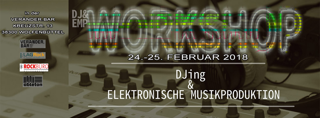 DJing + elektr. Musik