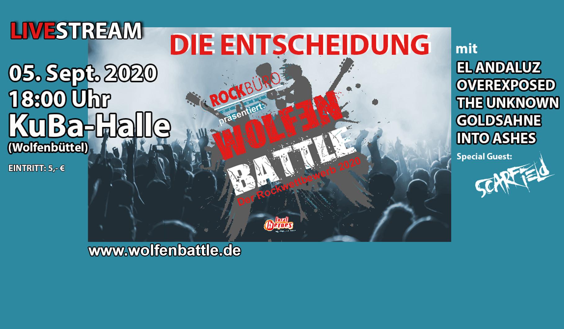 WolfenBattle 2020 - die Entscheidung