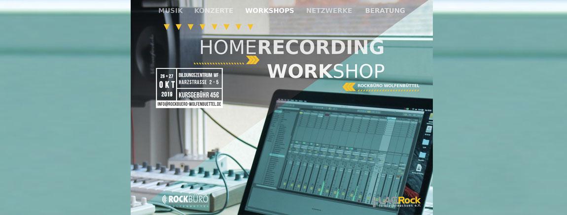 Homerecording Workshop