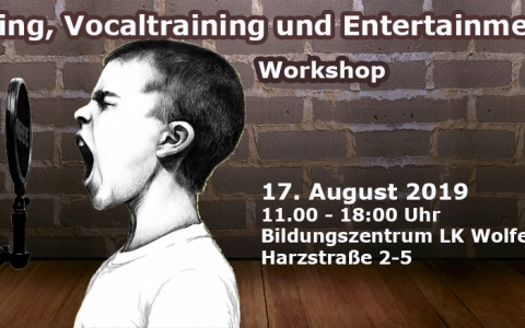 Beatbox + Vocalcoaching- Workshop