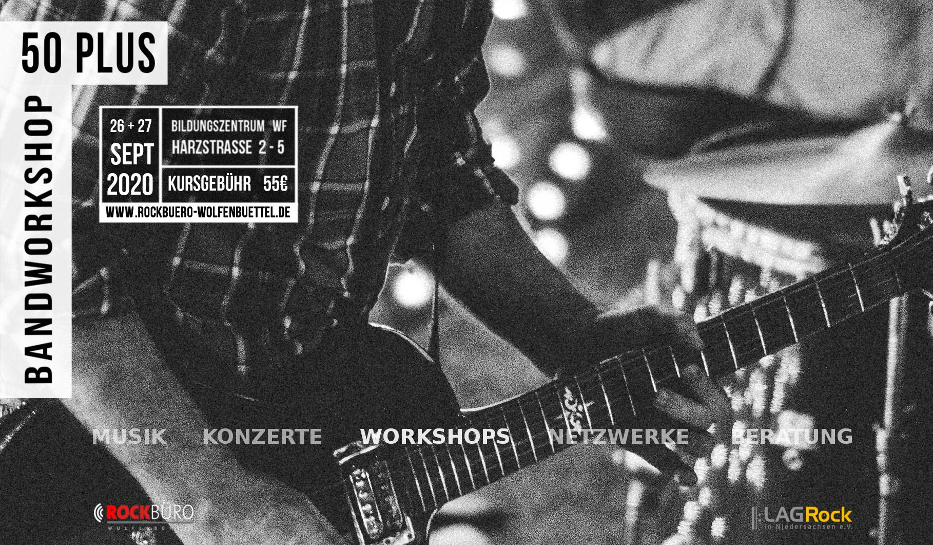 Bandworkshop 50+